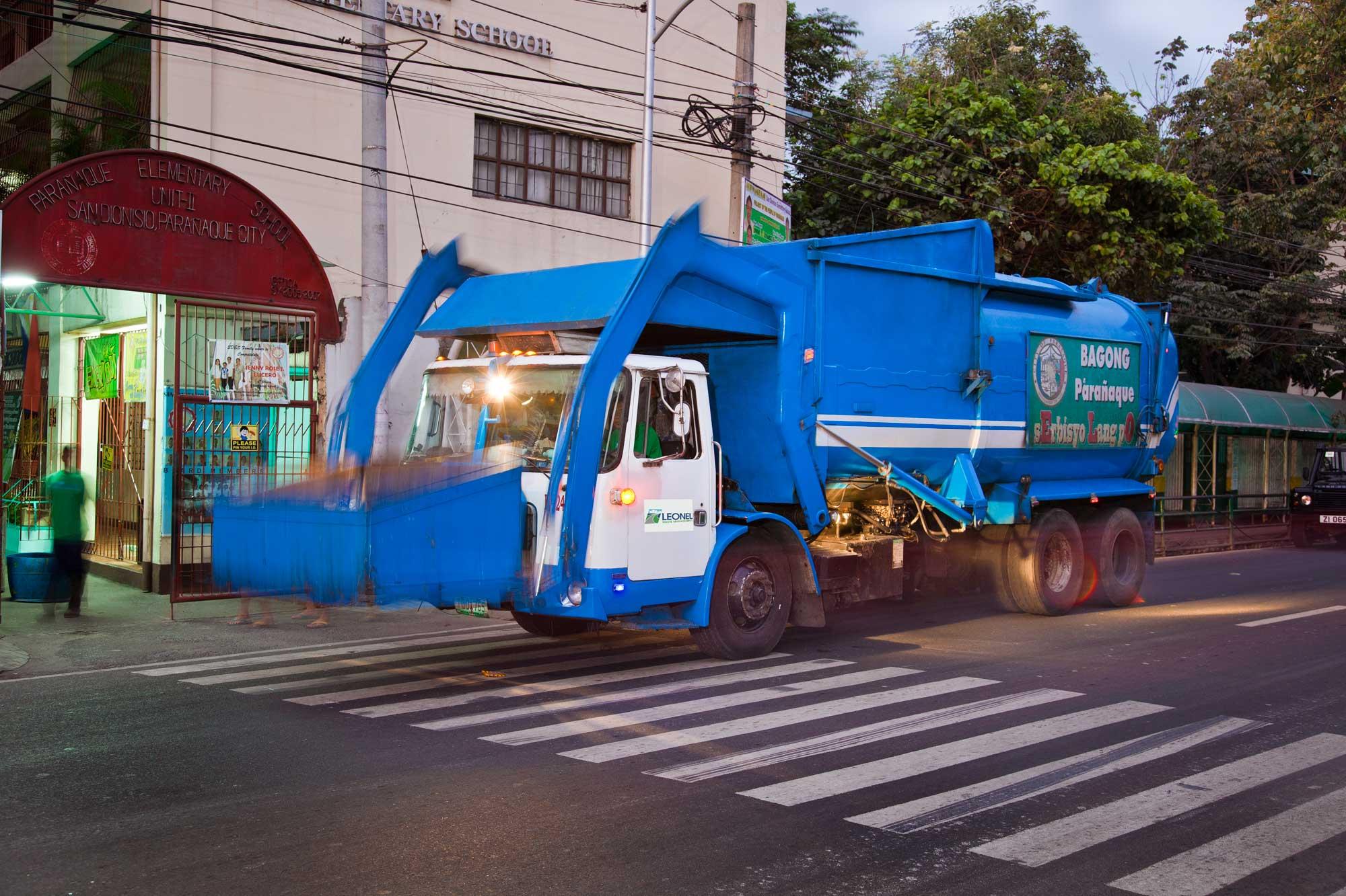 Leonel Waste Management